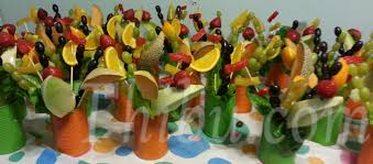 fruit arrangements for edible arrangements fruit baskets delicious party half dipped fruit