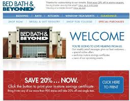 bed bath beyond 20 off bed bath and beyond 20 off coupon