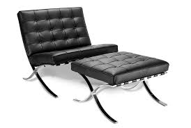 barcelona chair premium reproduction eternity modern