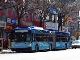 Q44 Bus Map Casey Stengel Bus Depot New York City Transit Mta New York