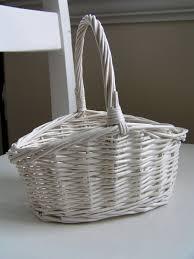 tea rose home basket makeover with yo yos