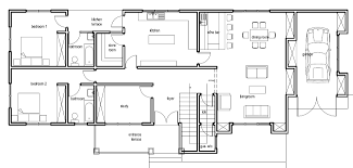 ground floor plan house floor plans modern house