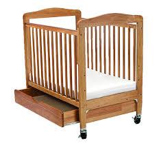 Bertini Pembrooke 4 In 1 Convertible Crib Natural Rustic by Natural Wood Cribs For Babi Bayb