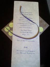 make wedding programs make your own scroll wedding programs diy