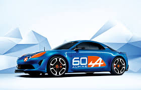 renault alpine a110 50 alpine celebration concept car surprises le mans 2015 by car magazine