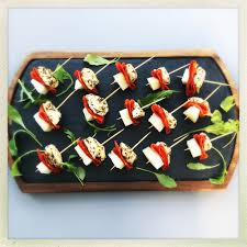 canapes ideas chicken and chorizo bites daisies pie