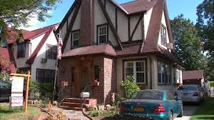 auction for donald trump u0027s childhood home in jamaica estates