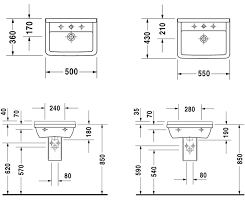 hauteur standard meuble cuisine stunning hauteur meuble salle de bain images design trends 2017