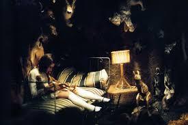 chambre des la chambre des morts antonio gambale