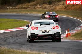 Nissan Gtr Nismo 2017 - 2017 nissan gt r nismo vs 2017 bmw m4 gts comparison review motor