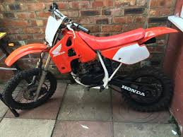 125cc motocross bikes for sale cheap honda cr80 85 for sale or swap red rocket motocross bike rare