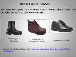 Wide Comfortable Dress Shoes Top Class Dress Shoes At Xlfeet