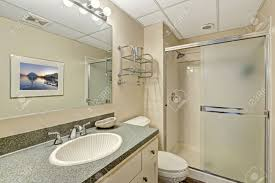Bathroom Vanity Granite Top by Bathroom Vanity Cabinet With Granite Top And Desinged Sink And