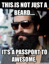 Funny Beard Memes - how to keep a beard in a corporate office mount rantmore