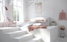 32 White Bedrooms That Exude Calmness White Bedroom