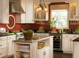 Red Kitchen White Cabinets Red Kitchen Color With White Cabinets Kitchen Colors With White