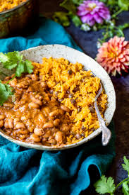 Black Mom Homemade by Mom U0027s Authentic Puerto Rican Rice And Beans Ambitious Kitchen