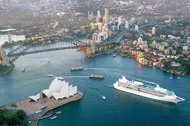 cruises to sydney australia ovation of the seas australia choose your itinerary cruise critic