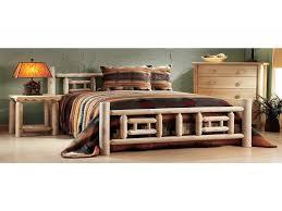 bedroom log bedroom furniture lovely rustic log beds and rustic