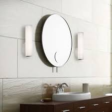 Contemporary Bathroom Wall Sconces Bathroom Vanity Wall Sconces With Wonderful Eglo 88194a Palermo