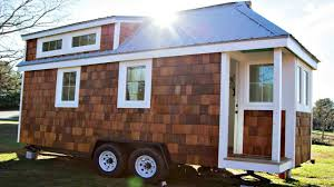 tiny house on wheels cedar shingles exterior spacious sleeping tiny house on wheels cedar shingles exterior spacious sleeping loft small home design ideas