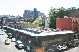what side does a st go on gottlieb gansevoort st plan would gut landmark protections