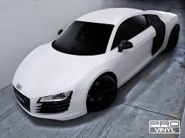 audi r8 wrapped vehicle vinyl wrapping and car paint protection 6