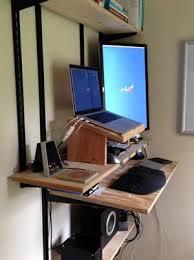 diy standing desk erik runyon