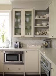 Ivory Colored Kitchen Cabinets - cream kitchen cabinets design ideas