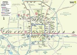 Map Of Beijing China by Metro Map Of Beijing Johomaps