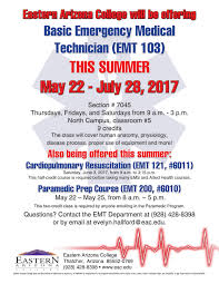Online Course For Anatomy And Physiology News Releases Details Eac Offering Emt Summer Classes