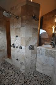 river rock bathroom ideas 65 best bathroom redo ideas images on pinterest shower tiles