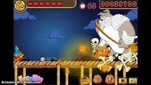 halloween games com