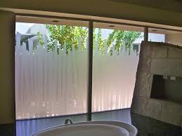 Window Privacy Ideas Zampco - Bathroom window designs