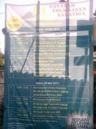 hut trukajaya ke 51 yayasan trukajaya salatiga