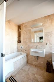 bathroom tile ideas 2013 35 best travertine bathrooms images on bathrooms