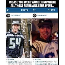 Seahawks Bandwagon Meme - here s the typical seattle seahawks bandwagon fan sportsm flickr