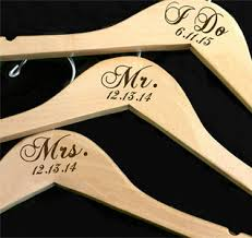 personalized wedding hangers wedding hangers dress hangers