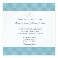 Royal Blue Wedding Invitations Simple Royal Blue Wedding Invitations U0026 Announcements Zazzle Co Uk