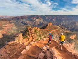 Grand Canyon Maps Best Grand Canyon Hikes Sunset