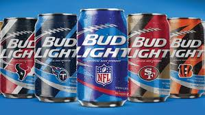 where can i buy bud light nfl cans ab inbev gives insight to massive sponsorship portfolio where they
