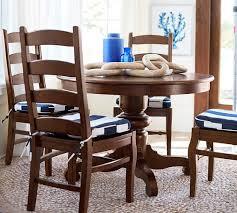 chair cushions dining room pb classic sunbrella dining chair cushion pottery barn