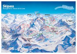 Map Of Colorado Ski Resorts by Montgenevre Piste Map U2013 Free Downloadable Piste Maps
