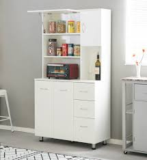 kitchen storage cabinets with doors and shelves details about new basicwise kitchen pantry storage cabinet with doors and shelves white
