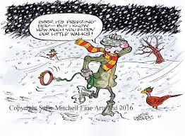 humorous shooting christmas cards