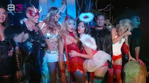 lisa hochstein u0027s halloween party housewives of miami youtube