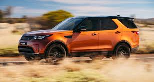 orange land rover discovery 2017 land rover discovery review caradvice