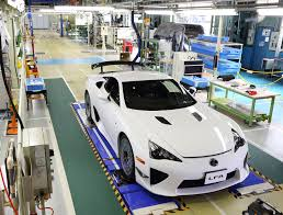lexus lfa website final lexus lfa 500 built production ends lexus enthusiast