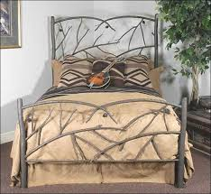 bedroom awesome antique iron beds queen size wrought iron king
