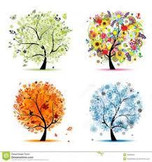 four seasons tree summer autumn winter 16883379 49 pieces